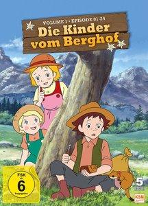 Die Kinder vom Berghof - Volume 1 - Episode 01-24