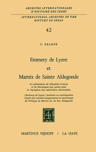 Emmery de Lyère et Marnix de Sainte Aldegonde