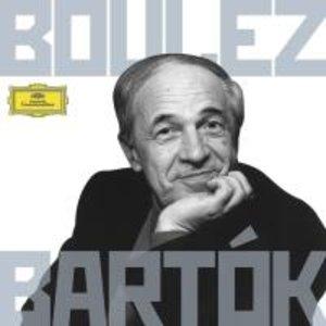 Boulez Conducts Bartok