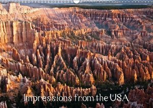 Impressions from the USA / UK-Version (Wall Calendar 2015 DIN A3