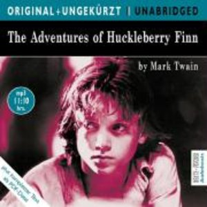 The Adventures of Huckleberry Finn. MP3-Hörbuch