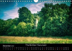 The Garden Kingdom Dessau-Wörlitz (Wall Calendar 2015 DIN A4 Lan