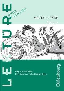 Michael Ende, Momo. Lektüre Kopiervorlagen