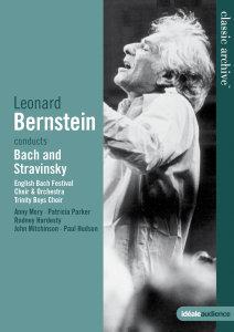 Bernstein Dirigiert Bach Und Stravinsky