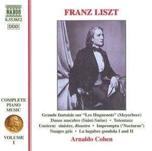 Sämtliche Klavierwerke Vol.1