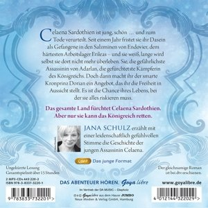Throne Of Glass.Die Erwählte (MP3)