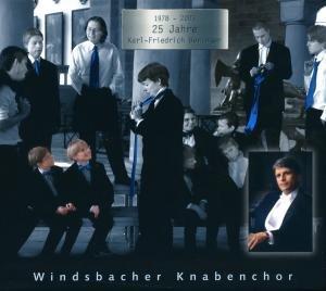 Windsbacher Jubiläumsbox-25 Jahre K.-F.