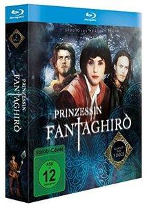 Prinzessin Fantaghiro - Die komplette Serie (Blu-ray)