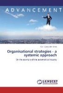 Organisational strategies - a systemic approach