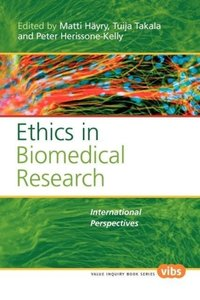 Ethics in Biomedical Research: International Perspectives