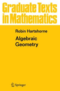 Algebraic Geometry