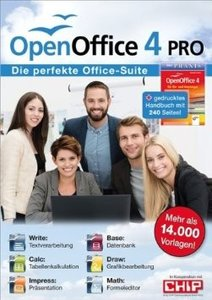 Open Office 4 PRO