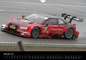 Die Vier Ringe im Motorsport (Wandkalender 2016 DIN A4 quer)