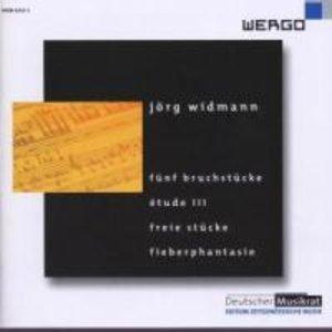 Funf Bruchstucke/Etude III/Freie Stucke/Fieb