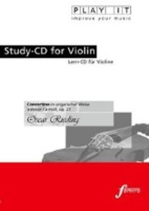 Concertino in ungarischer Weise, a-moll, op. 21