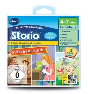 Vtech 80-233704 - Storio 2 Lernspiel, Märchen