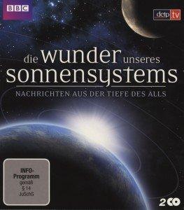 Die Wunder unseres Sonnensystems (DVD+BD)