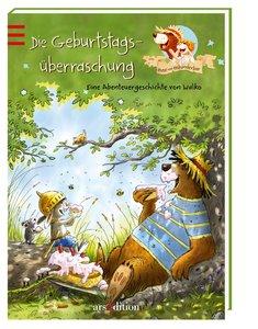 Hase und Holunderbär - Die Geburtstagsüberraschung