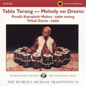 The World's Musical Traditions,Vol.10: Tabla Tar