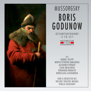Boris Godunow-3 CDS
