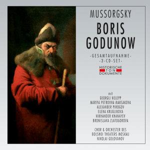 Boris Godunow-3 CDS