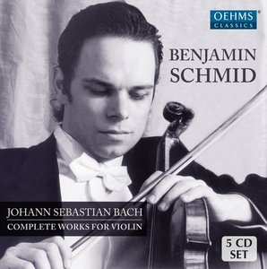 Sämtliche Werke für Violine