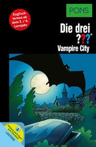 PONS Die drei ??? Vampire City