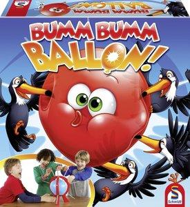 Schmidt Spiele 40519 - Bumm Bumm Ballon