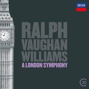 A London Symphony/Tallis Fantasia