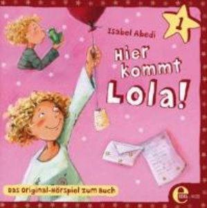 (1)Original Hörspiel z.Buch-Hier Kommt Lola!