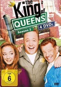 The King of Queens - Staffel 2 (Keepcase)