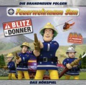 Feuerwehrmann Sam 05. Blitz und Donner