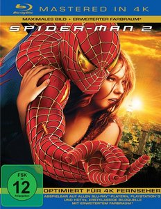 Spider-Man 2 (4K Mastered)