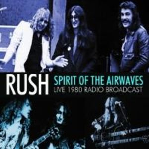 Spirit Of The Airwaves-Live