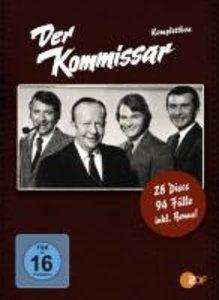 Der Kommissar Komplettbox
