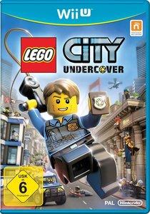 Wii U Lego City Undercover