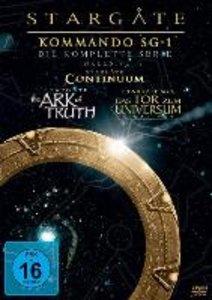 Wright, B: Stargate Kommando SG-1