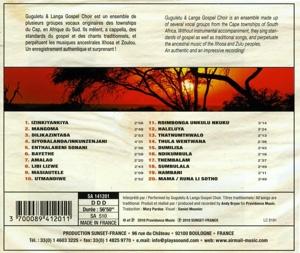 South Africa-Zulu & Xhosas Choirs - zum Schließen ins Bild klicken