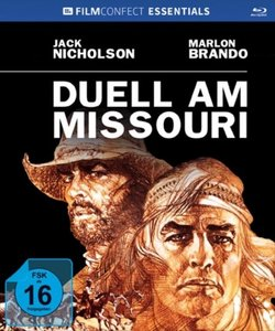 Duell Am Missouri (Blu-ray) (Mediabook)