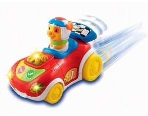 VTech Baby 80-112904 - 1-2-3 Autospaß