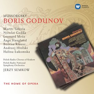 Boris Godunow-Originalfassung (GA)