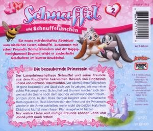 Schnuffel 02. Die bezaubernde Prinzessin