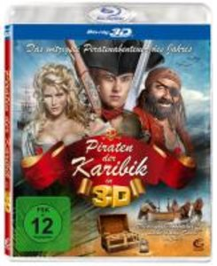 Piraten der Karibik 3D
