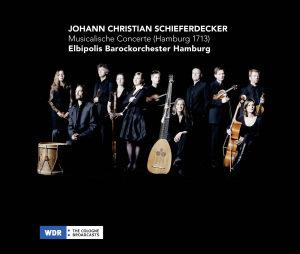 Musicalische Concerte (Hamburg 1713)