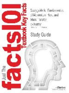 Studyguide for Fundamentals of Momentum, Heat, and Mass Transfer