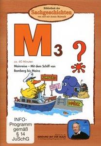 (M3)Mainreise-Mit Dem Schiff Von Bamberg Bis Mainz