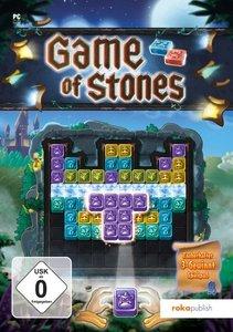 Game of Stones (Zauberhafter 3-Gewinnt Spielspaß)