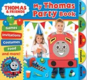 Thomas Party Book