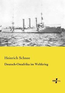 Deutsch-Ostafrika im Weltkrieg