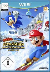 Mario & Sonic bei den Olympischen Winterspielen Sotschi 2014